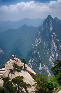 Mount Huashan Chess Pavilion