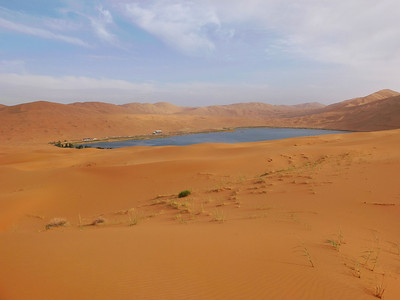 【May】Badain Jaran (Badanjilin) Desert 5days trekking