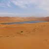 china adventures Badain Jaran desert trekking