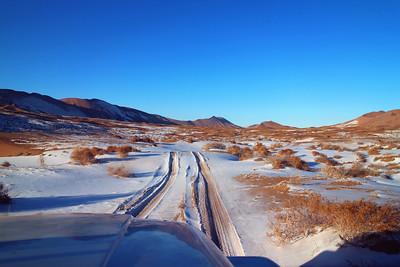 Badanin Jaran Desert hike 2016