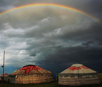 Grasslands of Inner Mongolia 【summer】