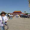 The Forbidden City is massive, 72 hectares