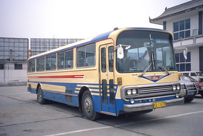 Beijing Bus A17679 Mar 98