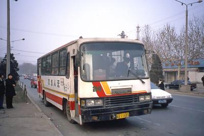 Xian Bus A11685 Mar 98_Xinxiang XKC6970G