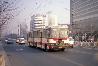 Beijing Bus A63769 Mar 98_Huayu BJD6140