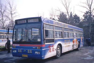 Beijing Bus A97391 Mar 98_Huanghai DD6121HS