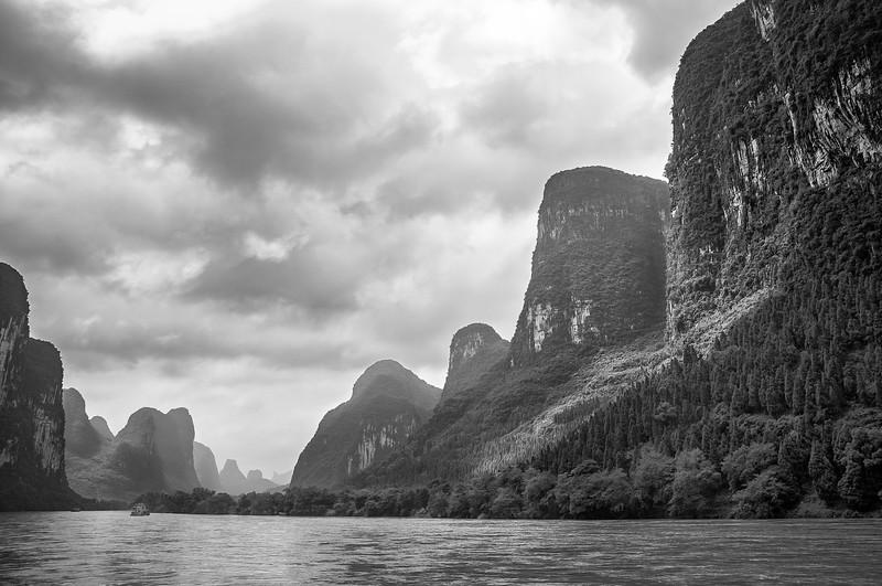 China. Black & White - Marco Polo Photography