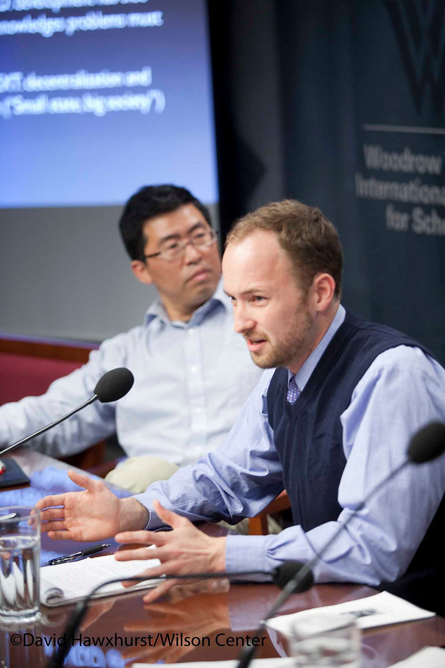 Forging a Golden Middle Path?<br /> <br /> Speaker(s): Timothy Hildebrandt, Liu Jiangqiang