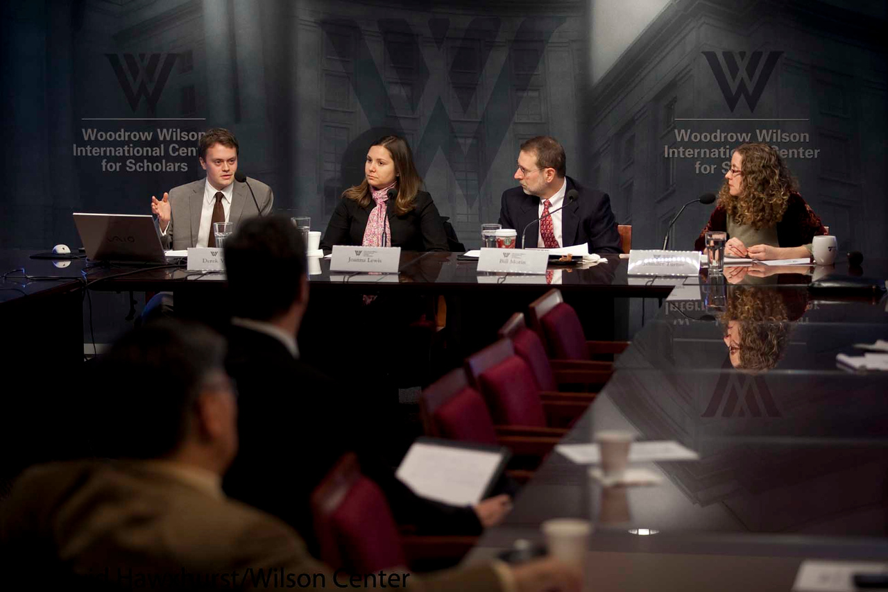 The Power of Renewables: Opportunities and Challenges for the United States and China<br /> <br /> Speaker(s): Derek Vollmer, Bill Morin, Maja Wessels