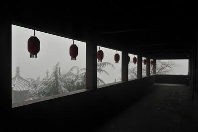 Villa of Jiang Jieshi, Longmen, Henan