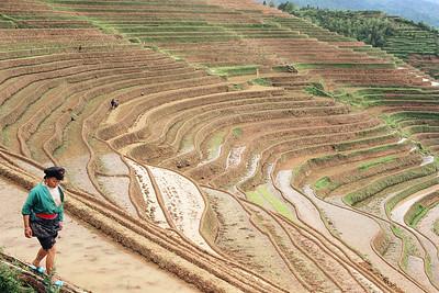 Longsheng, Guangxi Province, 2004