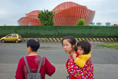 Wanda Cultural Tourism City development, Dujiangyan
