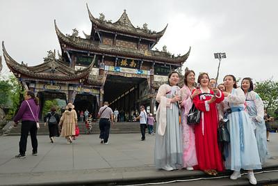 Nanqiao, Dujiangyan