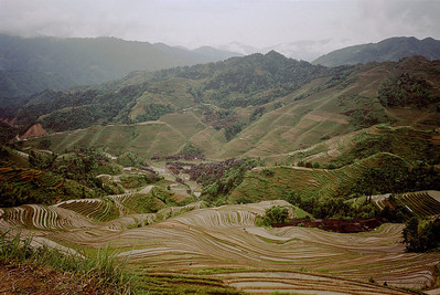 Longsheng, Guangxi