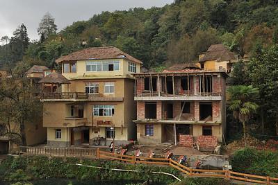 Pugaolaozhai, Yuanyang, Yunnan