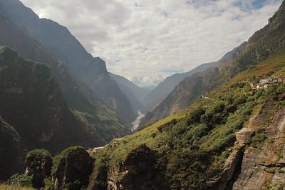 Hutiaoxia, Yunnan