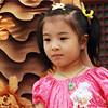 Girl in the Forbidden City, Beijing