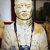 Warrior on vacation. A replica, Xi'an
