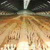 The Terra Cotta Warriors Army Pit 1, Xi'an