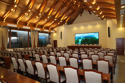 A Conference Hall in Jiangsu Province