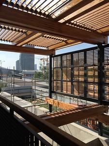 Yangpu Riverside Public Service Pavilion