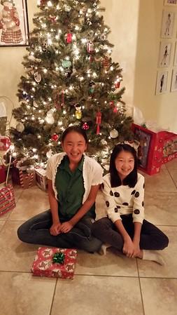 China Moms Christmas 2015