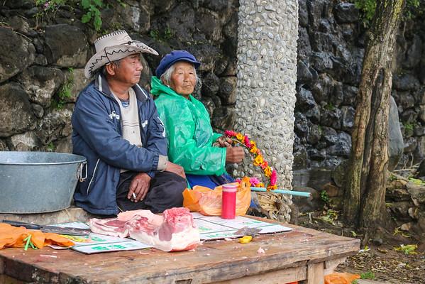 Yuhu Village, Lijiang, Yunnan Province