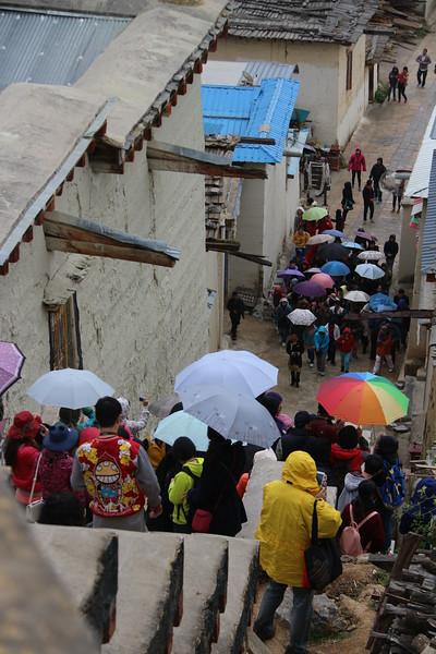 Songzanling Monastery Visitors