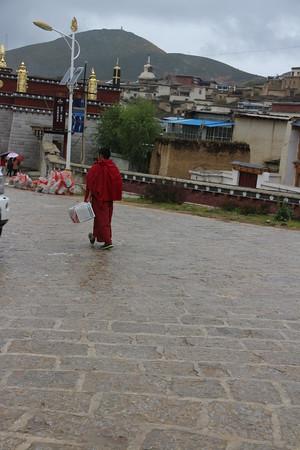 Songzanling Monastery, Yunnan Province