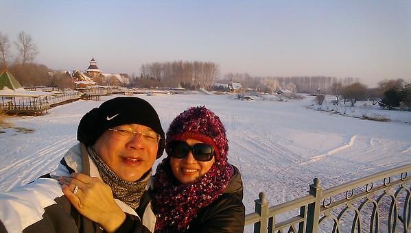 Northeast China 東北三省 2014