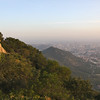 View from atop Qingyuan Mountain