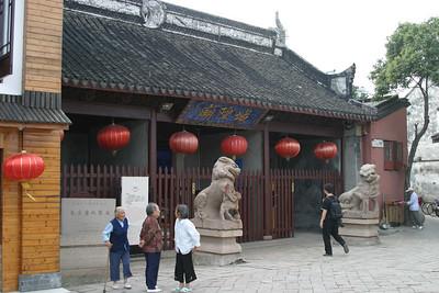 Temple in Zhujiajiao