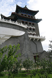 The Qianmen archery tower.