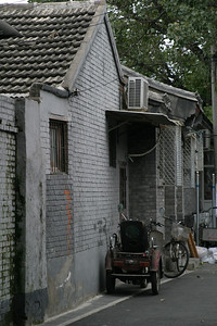 Hutong Neighborhoods