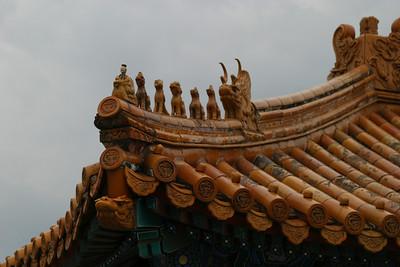 Beijing:  The Forbidden City, Sep 2008