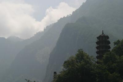 Buddhist Shrine at Tiansiang