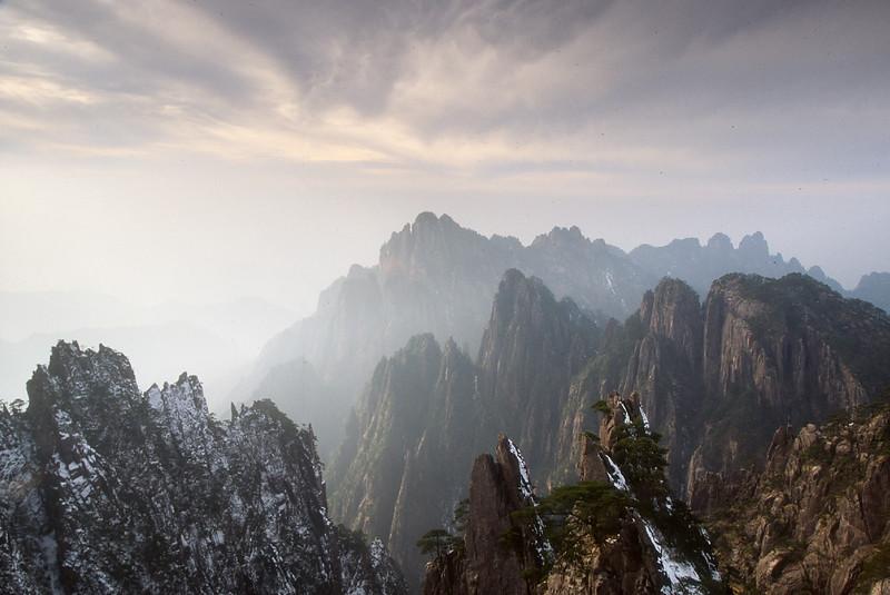 Huangshan, Anhui Province