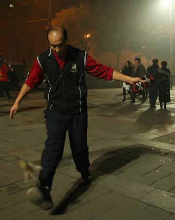 Beijing Hou Hai, Forbidden City, Dashi La 0911