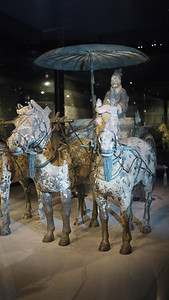 兵马俑 Terracotta Warriors