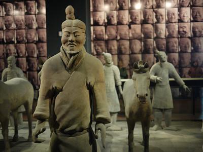 陕西历史博物馆 Shaanxi History Museum