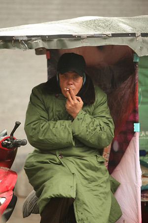 Xi'an Muslim Market 0911