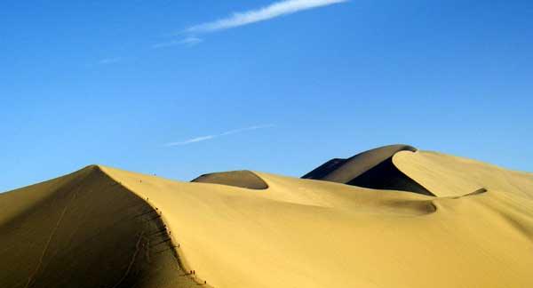 Ann's 2008 Silk Road Trip