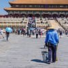 Keeping the Forbidden City Clean