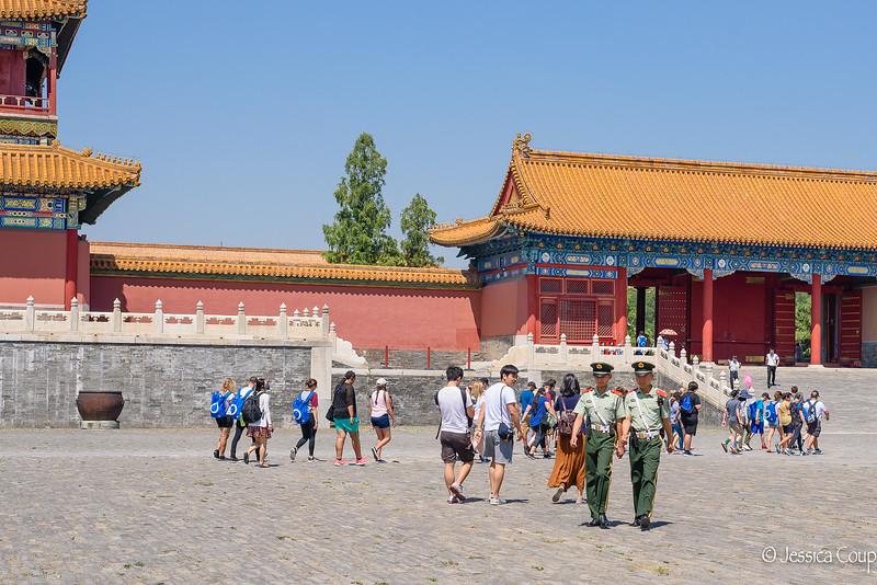 Forbidden City Security