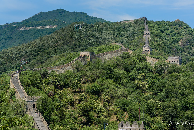 Twists and Turns of the Great Wall