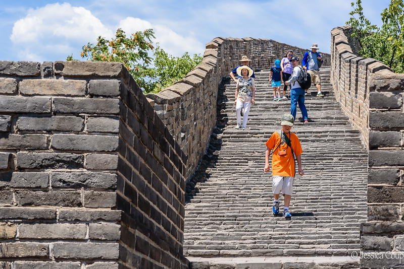 Not So Easy Walking the Great Wall