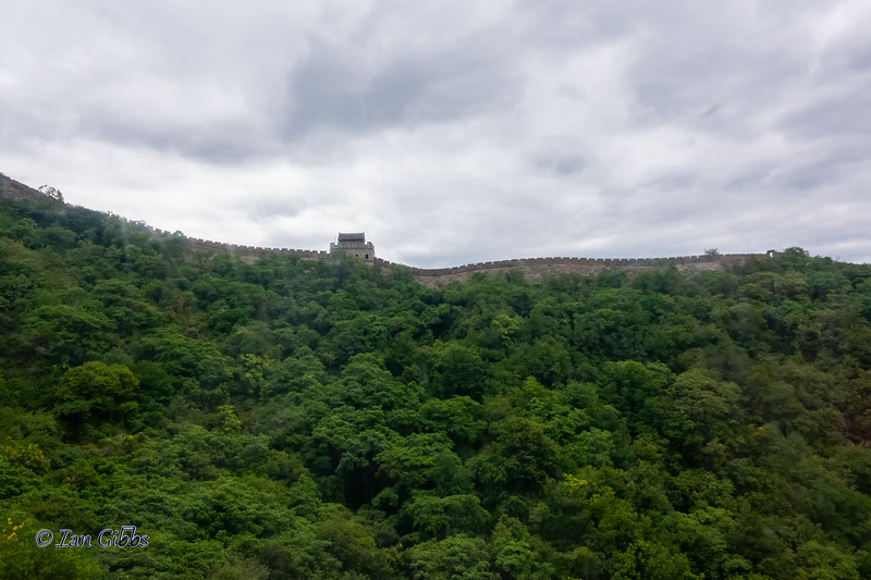 The Great Wall, From Below