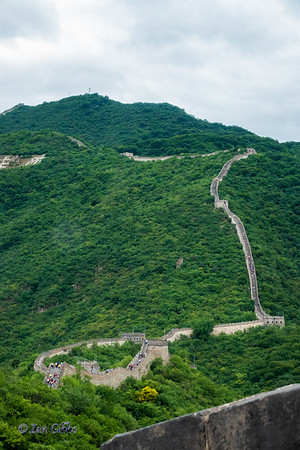 On The Great Wall #1