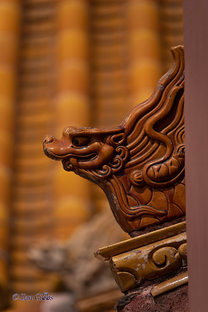 Inside Forbidden City: #7 - Imperial Roof Decoration