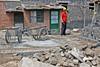 Major rebuilding of Hutongs